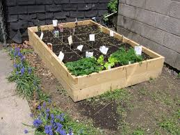 best raised garden wood materials able ideas design for and beds bed preservative kiln dried a
