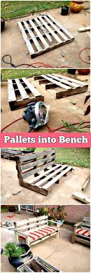 pictures of pallet furniture. love this pallet bench 5 easy step diy transformation u2013 into outdoor patio 150 best projects and furniture crafts page pictures of n