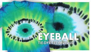 Advanced Tie Dye Patterns Beauteous Tie Dye Your Summer Eyeball Tiedye Technique
