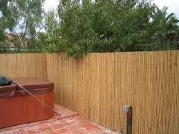 Fence Covering Ideas - Garden fencing is crucial for people in need of  solitude and security. A fenced backyard or lawn wi