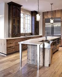 Find this Pin and more on Reclaimed Wood Kitchen Cabinets by jimmyhovey.