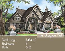 Old World Style House Plans