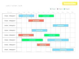 Gantt Chart Template Word Free Simple Chart Template Project Chart Excel Template