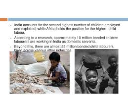 child labour essay child labour 6 in 7