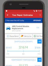 Auto Repair Labor Guide App
