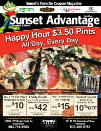 By Design Pizza Cascade Station Sunset Advantage Guide October Issue By Active Media