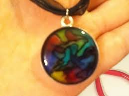 make a resin pendant in under 60 minutes by jewelrymaking