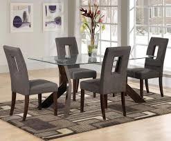 Dining Room: Glass Dinette Sets - 27 - Glass Dinette Sets Canada