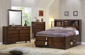 Set Bedroom Furniture Coaster Hillary Scottsdale Platform Storage Bedroom Set 200609