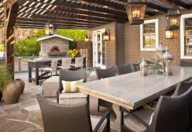 traditional patio by dayna katlin interiors