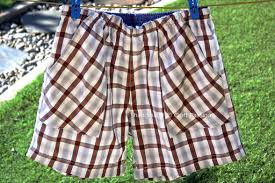 Boxer Pattern Extraordinary Unisex Boxer Shorts Free Sewing Pattern Craft Passion