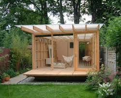 Small Picture Modren Garden Shed Designs Designer Sheds Intended Decor