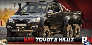 6x6 Toyota Hilux, Rezvani Beast X, How To Check A Tesla, Affordable ...