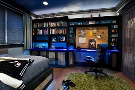 bedroom for teenage guys
