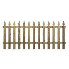 wood picket fence panels.  Panels Wood Fence Panels Fencing The Home Depot With Regard To Elegant  Regarding Picket With Wood Picket Fence Panels
