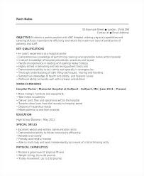 Resume Maintenance Porter Canadianlevitra Com