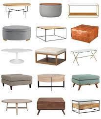 I'm looking for new recommendations. How To Choose A Coffee Table Or Ottoman Plus 15 Favorites