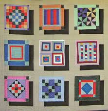 150 best Quilting Panels images on Pinterest   Paddington bear ... & Floating Amish Sampler quilt pattern by Ann Anderson Adamdwight.com