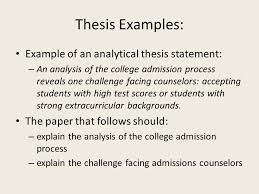 thesis statement for analytical essay citing a website article in how to write an essay for a history class common mistakes level thesis examples example of an analytical thesis statement