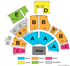 Mountain Winery Seating Chart Mountain Winery Tickets Mountain Winery Seating Charts
