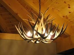 deer antler chandelier great deer antler chandelier