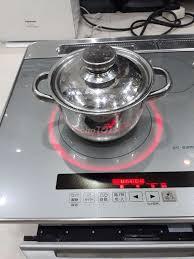 bếp từ âm cảm ứng 13 phím national nhật nội địa in - 86131981