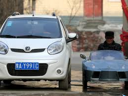 Chinese cars companies currently don't hold enough market share in the auto industry. China S Ban On Gas Powered Cars Could Cripple The Oil Market
