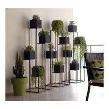 Indoor tiered plant stand