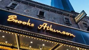 Brooks Atkinson Theatre Seating Chart Brooks Atkinson Theatre Broadway Direct