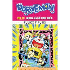 Sách - Doraemon truyện dài Vol.13: NOBITA VÀ MÊ CUNG THIẾC