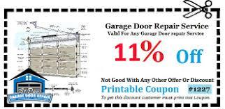 11 off st paul garage door repair with a garage door on the coupon