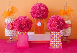 Diy Birthday Decorations Diy Birthday Decoration Ideas With Flowers Pink Lemonade Diy Party