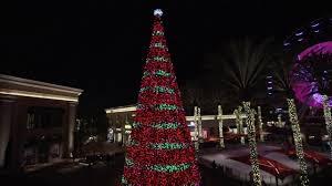 Festival Of Lights Irvine Holiday Tree Lighting At Irvine Spectrum Center