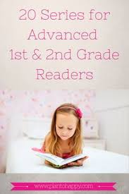 20 series for advanced first and second grade readers and a few extras second grade booksbooks for first gradersreading