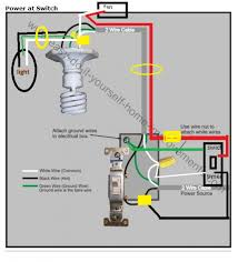 need a wire diagram to understand this doityourself com community install light switch diagram name poweratswitch jpg views 19343 size 35 3 kb