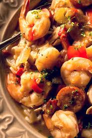 slow cooker shrimp gumbo recipe old