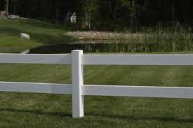 white fence post. Certagrain - 2 Rail Horse Fence White: Avinylfence.com. \u2039 White Post Vinyl