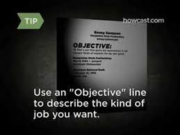 How To Write A Resume - Youtube