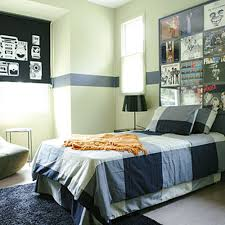 ... 20 Photos Of Teen Boy Bedroom Ideas With Details : Minimalist Teen Boy  Bedroom With Blue