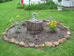 Decorative Stones For Flower Beds Rock For Flower Beds Home Design Ideas