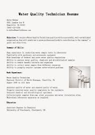 Technician Cover Letter Examples Images Cover Letter Ideas