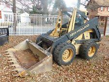 new holland l785 1987 new holland skid steer l785