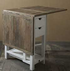 This could eork as sewing table in upstairs living room - store machines  inside Wooster Street Bar Table - Rivira Maison For extra serving space in  dining ...