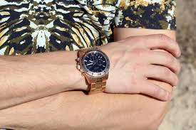 guys wearing rose gold watches best watchess 2017 guess access watches