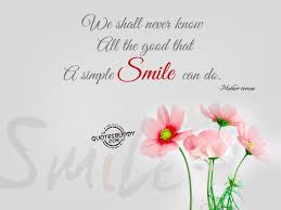 Quotes on smile Smile Quotes Graphics 47