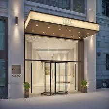 office entrance design. Penn Station Office Space Exterior Entrance Design T