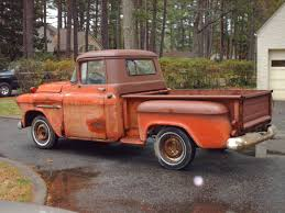 1955 chevy truck | 1955 Second Series Chevy/GMC Pickup Truck | 55 ...