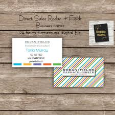 Sales Business Cards Rf Business Card Digital File Direct Sales Business Marketing Rodan Fields Business Card Printable Diy Custom Digital Download From