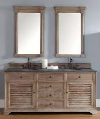 Rustic double bathroom vanity 100 Inch Image Is Loading 72034jamesmartinsavannahdriftwooddoublebathroom Velovelo 72