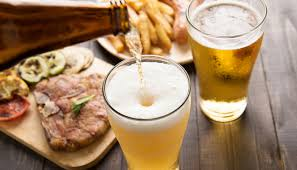 Everything You Need to Know About Pairing Beer with Food - DrinksFeed